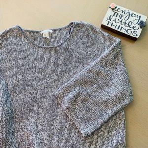 🧶H&M Basics Soft Knit Sweater🧶